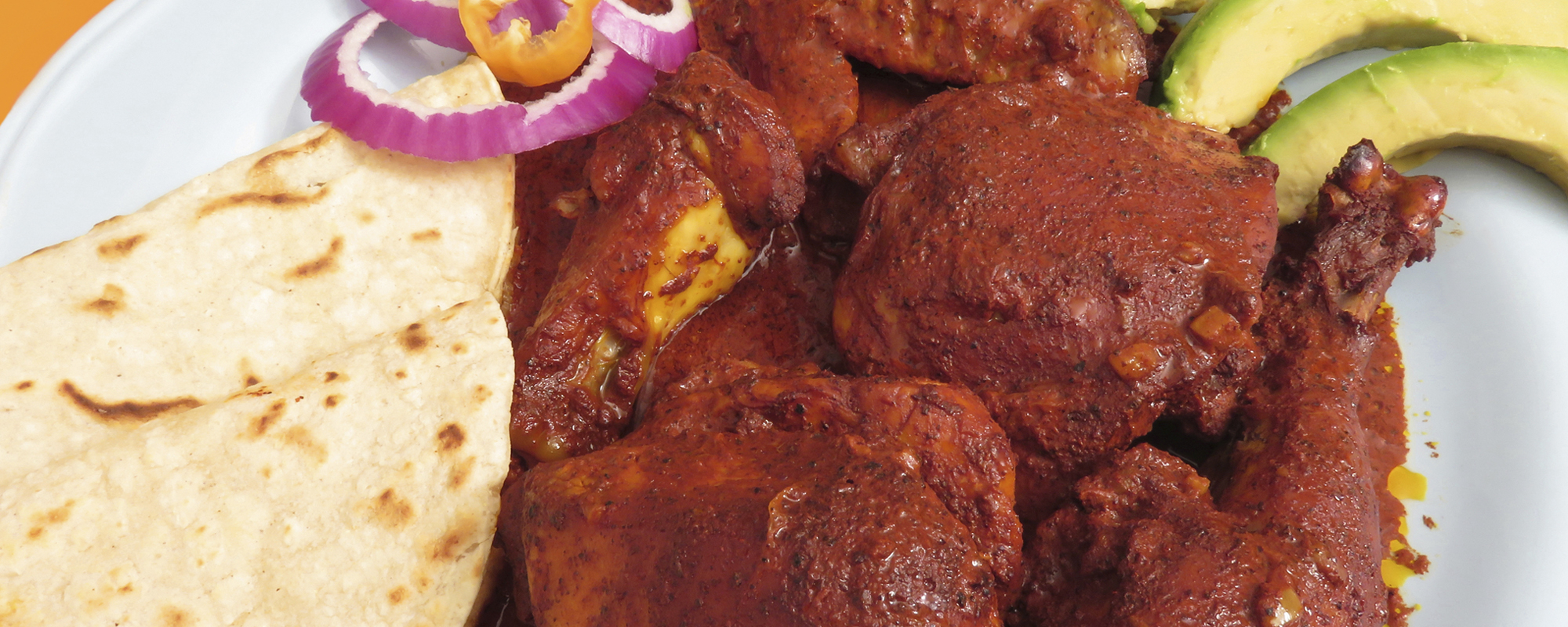 ACHIOTE CHICKEN