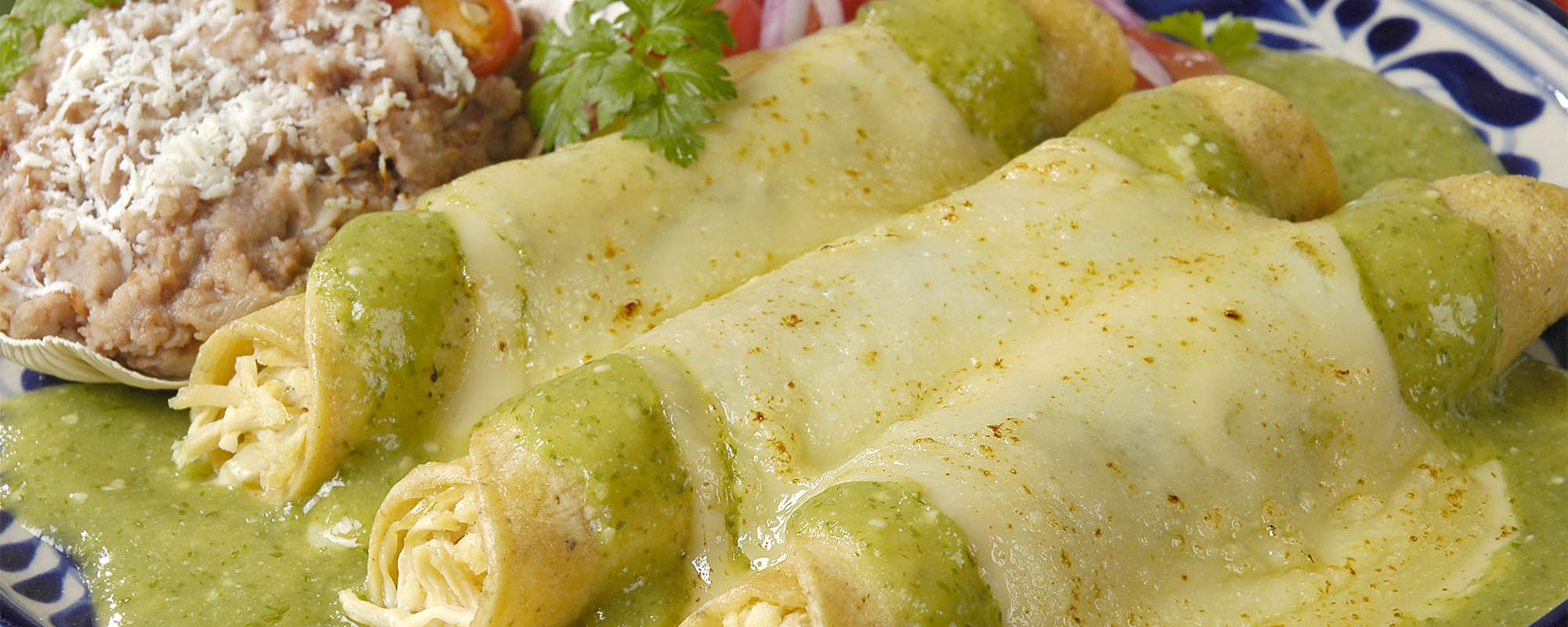 SWISS ENCHILADAS